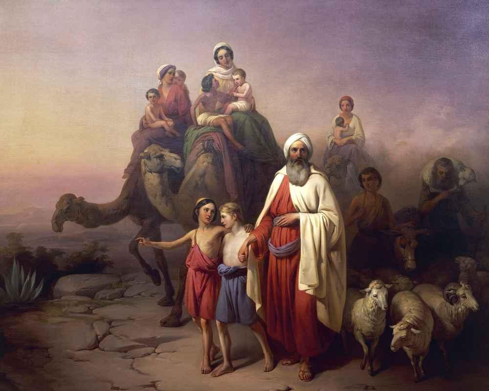 O Lar de Abraão, o Patriarca