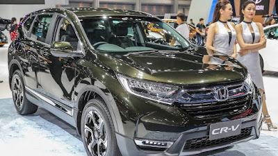 Nouveau Honda CR-V Hybride 2019 - Caractéristiques, Prix, Date de départ