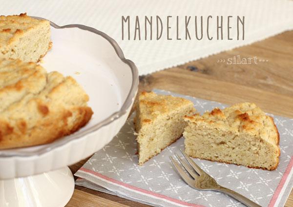 Mandelkuchen low carb