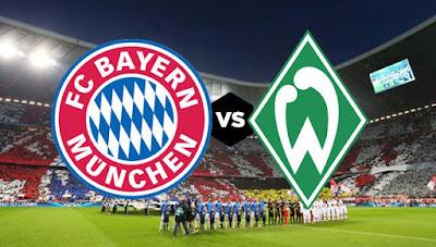 مشاهدة مباراة بايرن ميونخ وفيردر بريمن اليوم بث مباشر فى الدورى الالمانى
