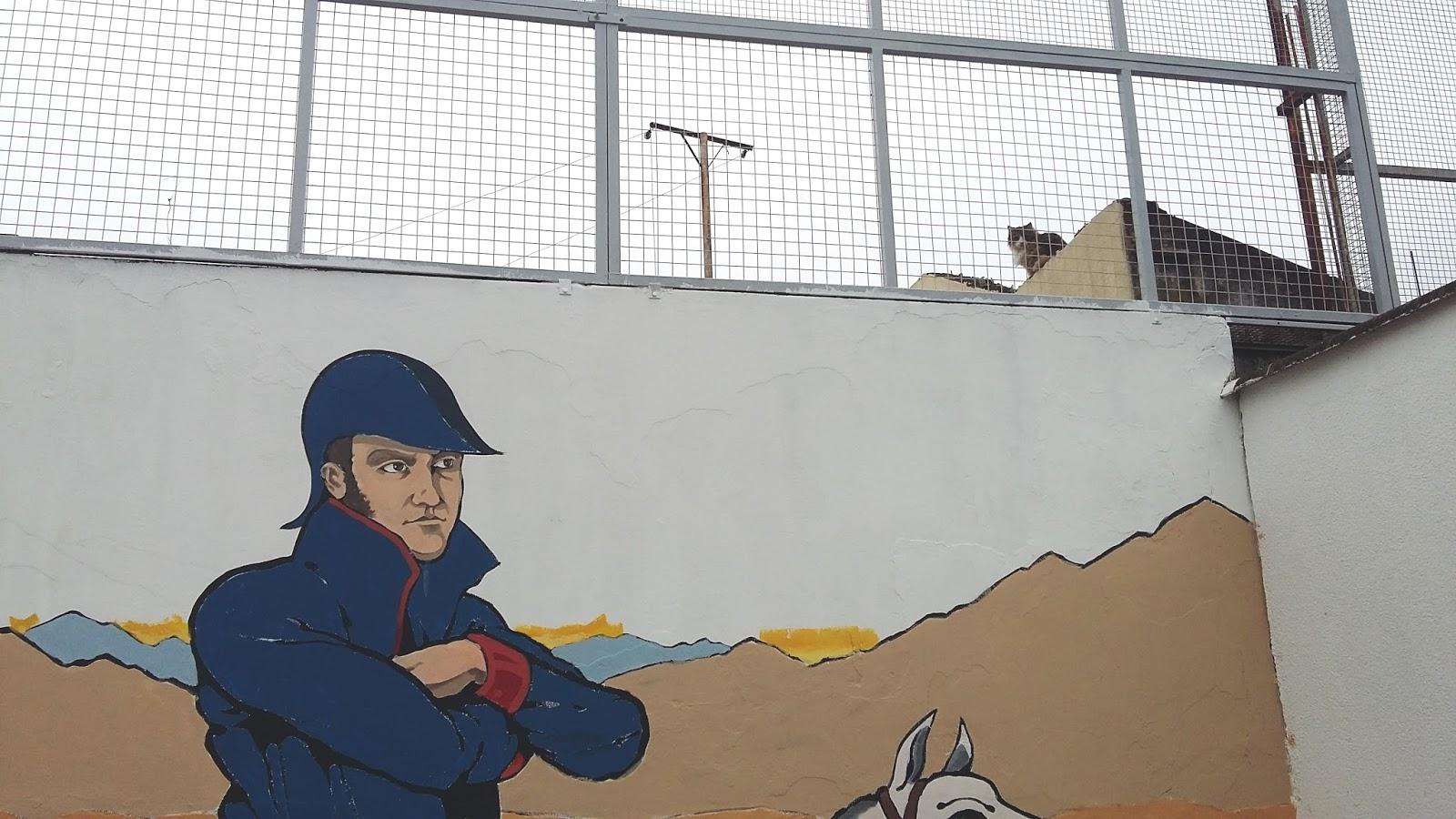 Juan sabatez ej rcito del abate for Planning mural 2017