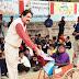 विश्व विकलांग दिवस पर दिव्यांग बच्चो ने दिखाई अपनी प्रतिभा