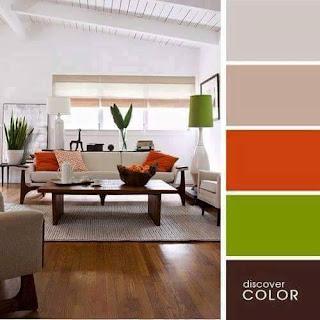 Pilihan Tema Warna dengan Variasi Warna Cat Rumah Terbaik
