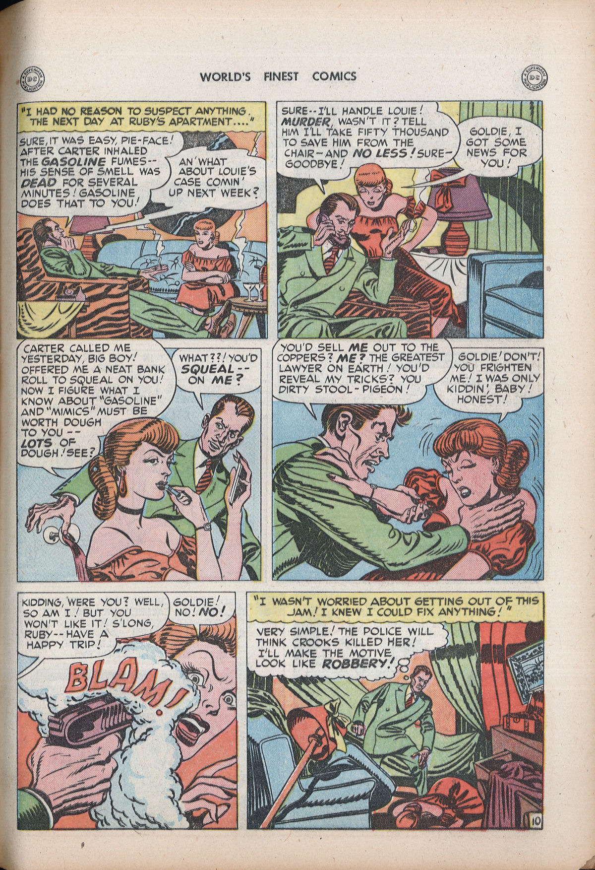 Read online World's Finest Comics comic -  Issue #32 - 47