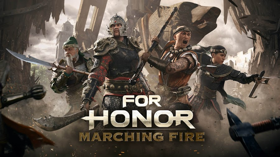 for honor marching fire content update