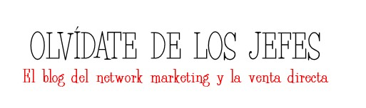 El blog del network marketing y la venta directa