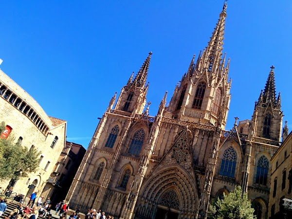City break in Barcelona