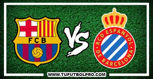 Ver Barcelona vs Espanyol EN VIVO Por Internet Hoy 25 de Octubre 2016