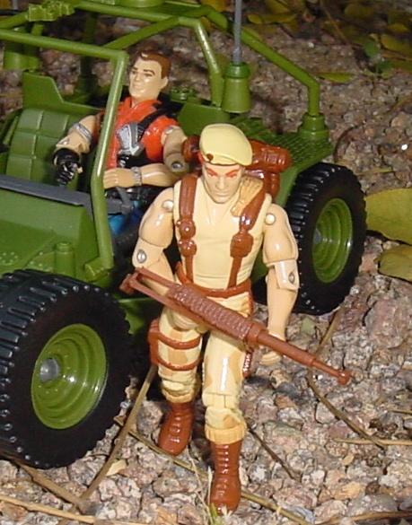 1987 Mercer, Sgt. Slaughters Renegades, 2008 AWE Striker, 1991 Dusty