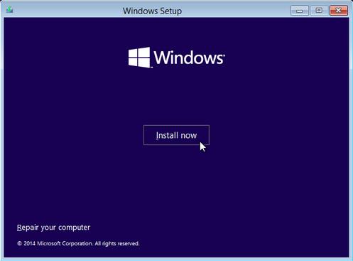 Panduan installasi Windows 10 lengkap dengan gambar