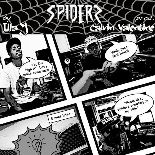 """Illa J lança a musica """"Spider"""", em parceria com Calvin Valentine"""