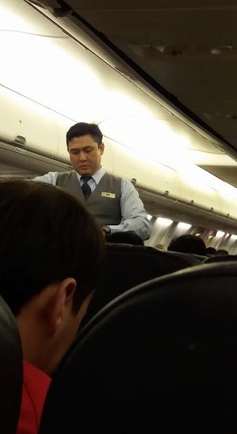 Kisah Krew Pesawat MAS dan Wanita Memerah Susu