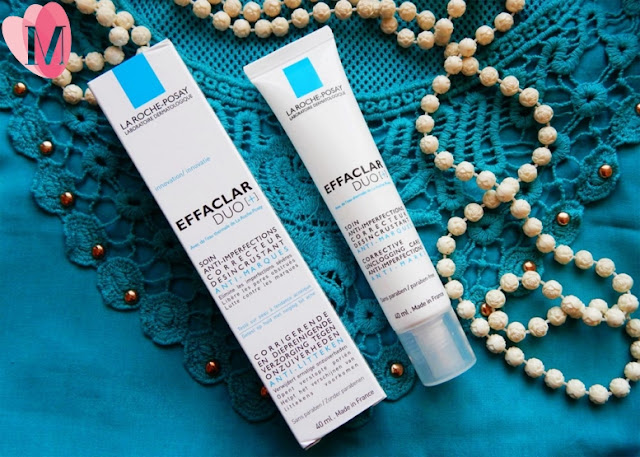 Review kem trị mụn La Roche Posay Effaclar Duo+