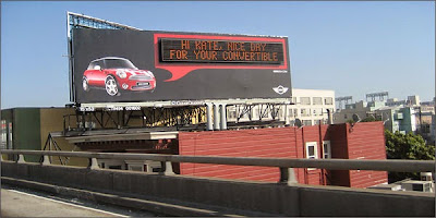 Mini, Marketing Guerrilla. Street Marketing, Branding