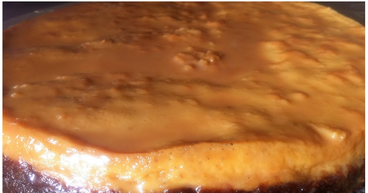 Spécialité Mexicaine : El impossible pastel ou le gâteau ...