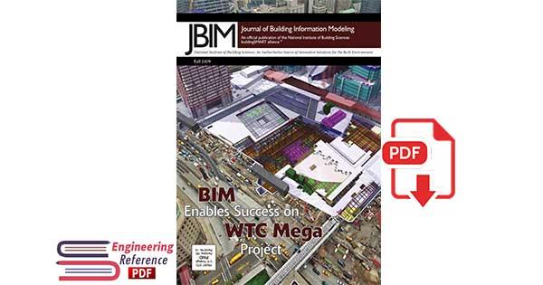 Journal of Building Information Modeling (JBIM) - Fall 2009