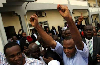 IPOB, Nnamdi Kanu And Others Trend On Twitter As Nigerians Express Concerns.