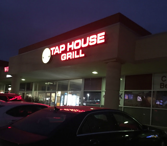 Restaurant review tap house grill montgomery the food - The grill house restaurant ...