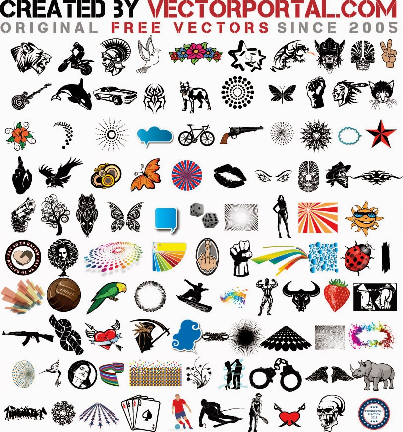 100 free stock vectors for commercial use free vector blog