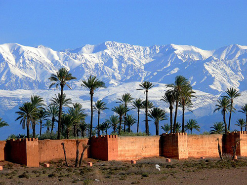 travel and tourism-Morocco