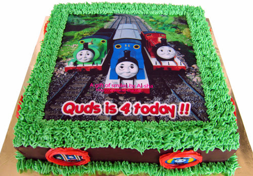 Kek Harijadi Thomas & Friends