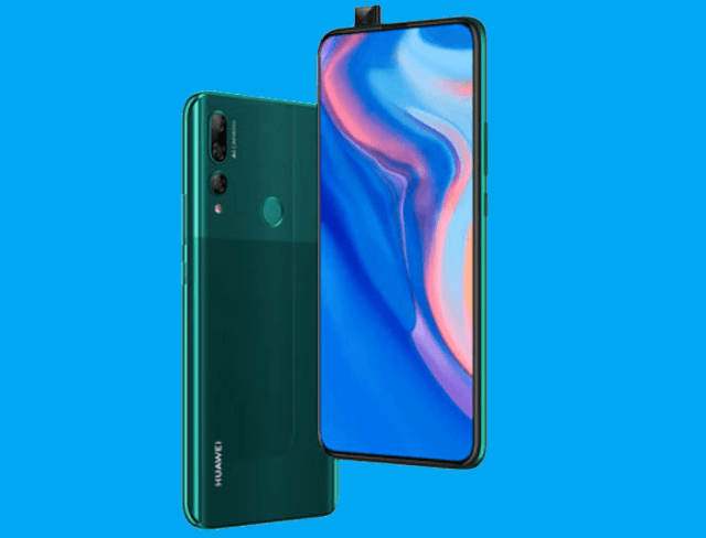 Huawei releases Y9 Prime 2019 with pop-up cam and triple-camera now official
