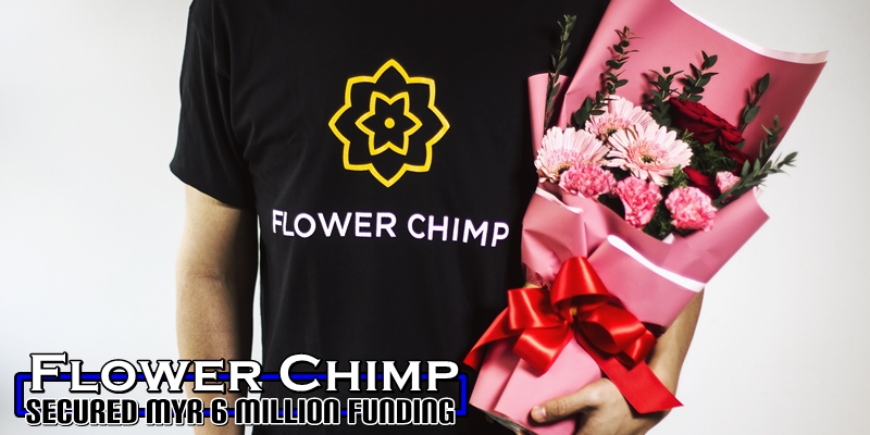florist, kedai bunga, Rawlins GLAM, Flower Chimp, the best florist delivery,  same day flower delivery, RM6 million Funding, the best in Southeast Asia, Flower Chimp Indonesia, Flower Chimp Philippines
