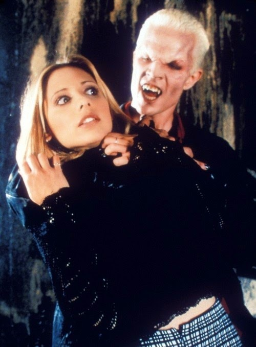 The Chippewa Valley Geek: Of Kids and Canon: Buffy the Vampire