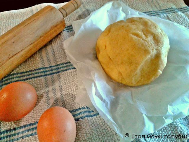 пісочне тісто рецепт