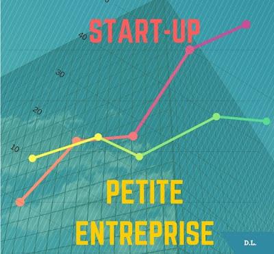Quelle est la différence entre une start-up et une petite entreprise ?