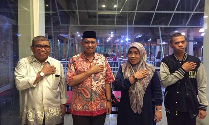 Mantan Kandidat Wawali Makassar Nyatakan Dukungan ke PAMMASE
