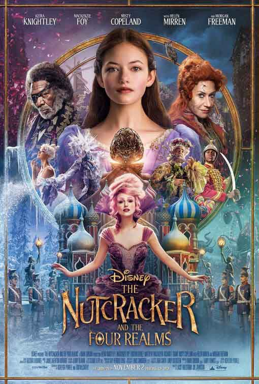 Film The Nutcracker and the Four Realms