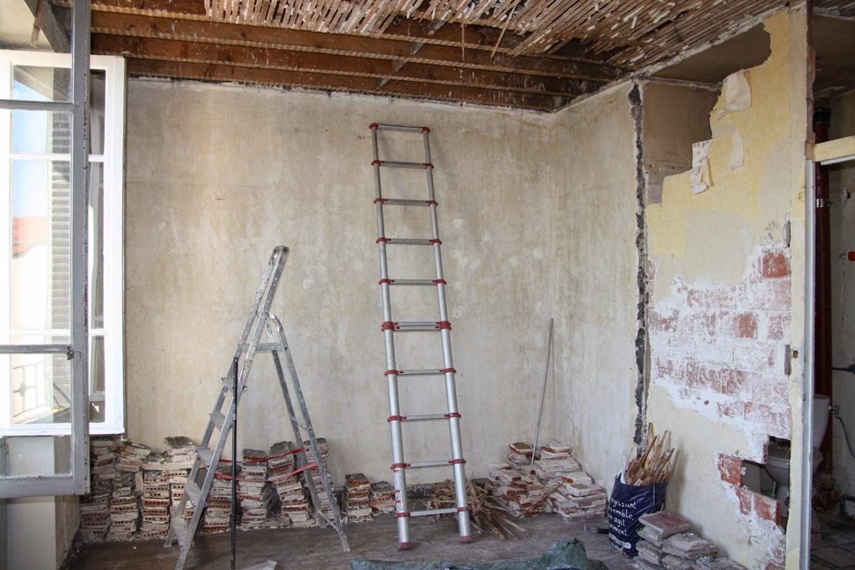 Plafond En Brique Rouge Papier Peint Lutece Brique Sable Coloris