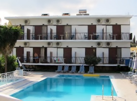 CHRISTINA APARTMENTS & STUDIOS for RENT - MORAITIKA CORFU