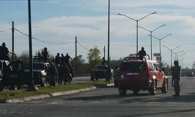 Oficial: Ataque directo contra Elementos de Fuerza Tamaulipas dos Civiles Heridos