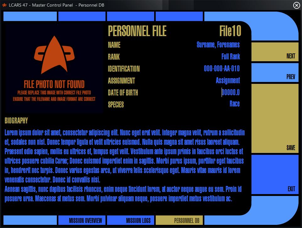 Star Trek Control Panel Wallpaper – Fondos de Pantalla