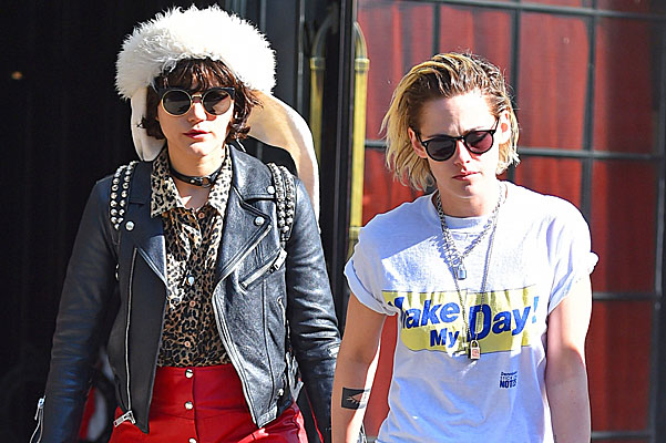 Personal life of Kristen Stewart: new girlfriend actress and comments Soko
