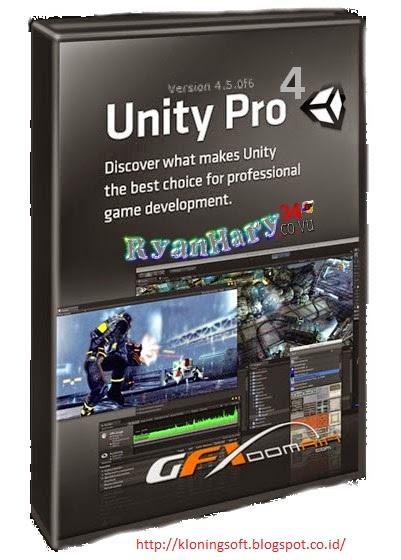 Download Unity 3D Pro v4.5.0 f6 (x86) Final + Crack Full ...