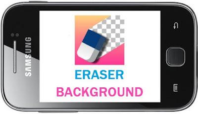 Eraser Background