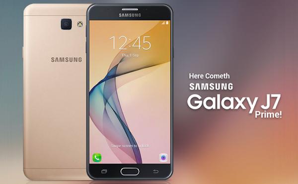 Full Reveiw: Spesifikasi dan Harga Samsung Galaxy J7 Prime