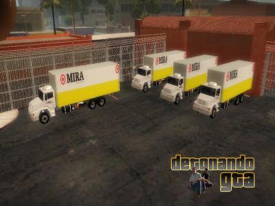 GTA SA - Galpão da MIRA Transportes SP