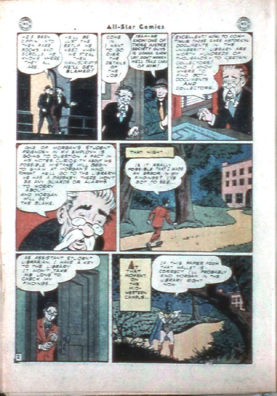 Read online All-Star Comics comic -  Issue #32 - 28