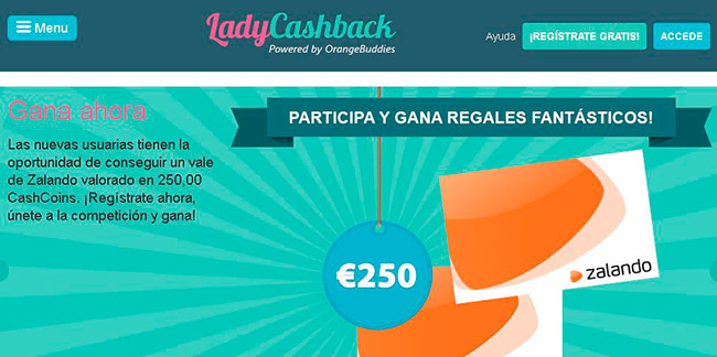 Lady Cashback