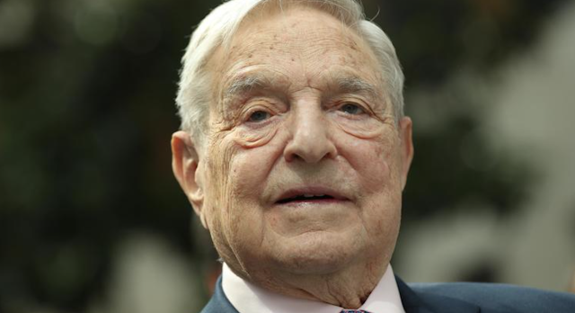 George Soros Complains His Money Didn't Wield Enough Influence During Obama Years