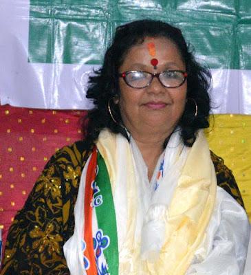 CM mamata banerjee nominates Shanta Chhetri as Rajya Sabha MP candidate