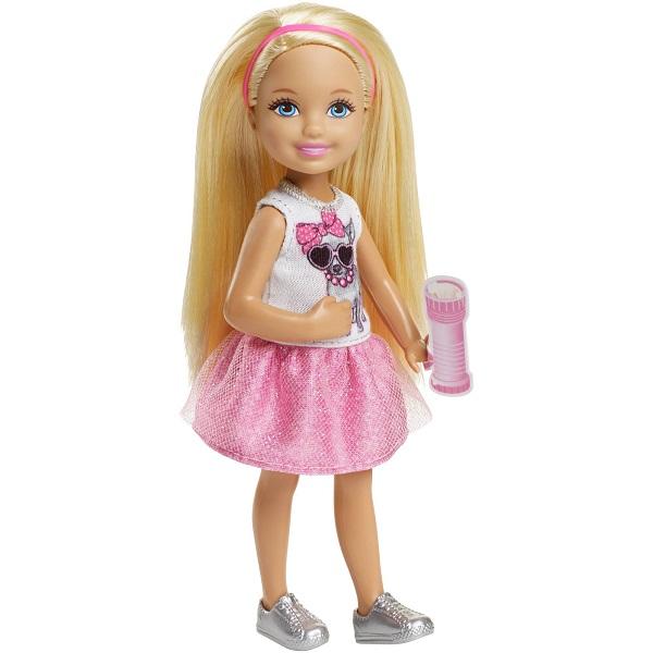 Barbie Club Chelsea Fashion Doll