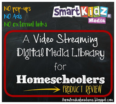 SmartKidz Media Library for Homeschoolers~ Product Review