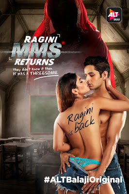Ragini MMS Returns S01E05 Sex Lies Aur CD 720p HDRip 100mb x264