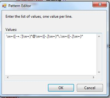 Pattern Editor