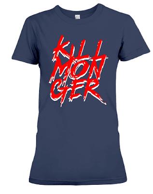 Erik Killmonger Black Panther T shirt